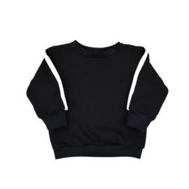 Soft sweater - Pastel Shades - White stripes
