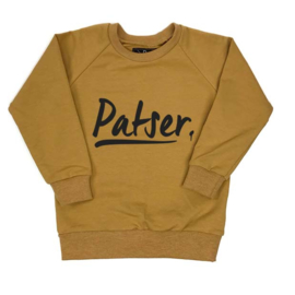 "Kinder sweater ""Patser"""