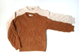 Trui Knitted Brown