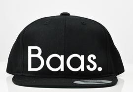 """Snapback """"Baas"""""""