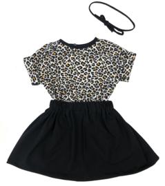 Setje | Leopard oker