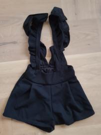 Combi short Black
