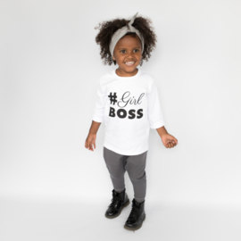 Shirt #girlboss