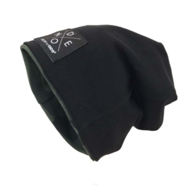 "Beanie Slouchy ""Army Reversible"""