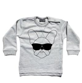 "Sweater ""Bulldog"" Grey"