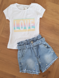 Shirt Love Rainbow