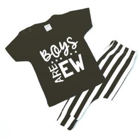 "Shirt ""Boys are EW"""