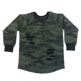 Sweatshirt Julliet Camo