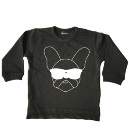"Sweater ""Bulldog"" Black"