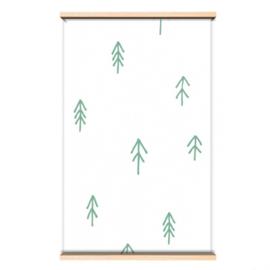 """Behang """"Green Woods"""""""