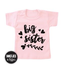 "Shirt ""Big Sister"""