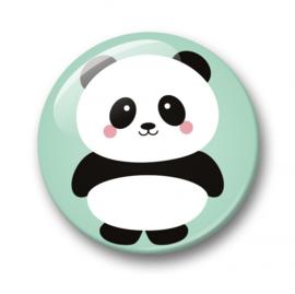 """Button """"Panda"""""""