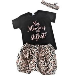 My mommy is my stylist Setje