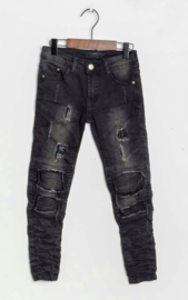 "Stoere jeans ""Distressed"" 2.0"