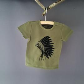 """Shirt """"Indian"""""""