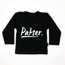"Kinder shirt ""Patser"""