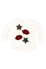 Sweater Lips&Stars