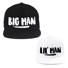 Cap Big Man & Lil' man