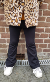 Flared Pants zwart 1.0