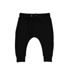 Joggingbroekje | Black | Handmade