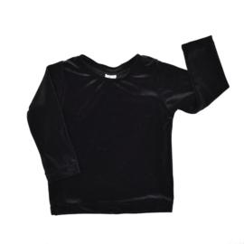 Longsleeve Black Velvet