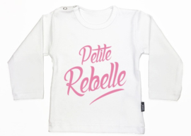 "Shirt ""Petit Rebelle"""