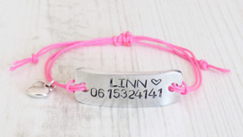 SOS armbandje Boys & Girls