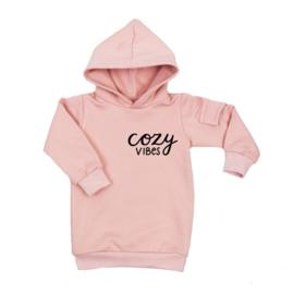 Baggy Hoodie Dress Cozy Vibes (6 kleuren verkrijgbaar)