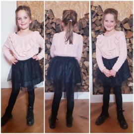 Meisjestrui Knitted Soft Pink