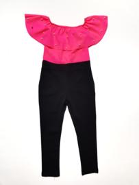 """Jumpsuit meisje """"Pink Neon"""""""