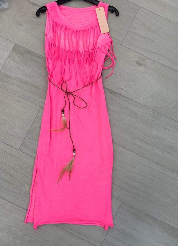 Boho Ibiza jurkje meisje