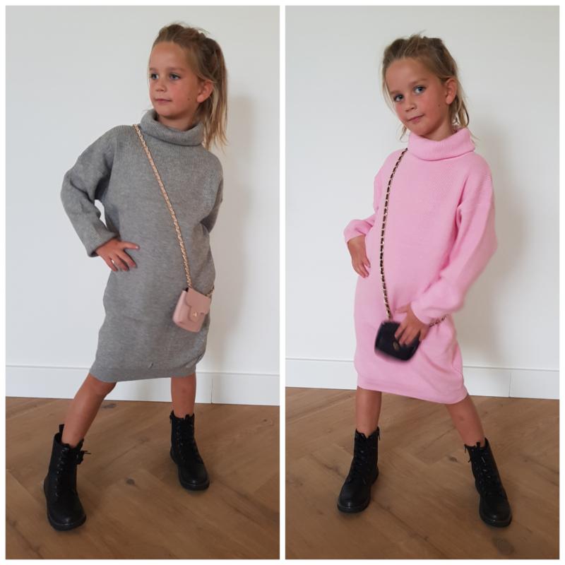 Comfy Sweaterdress Grey