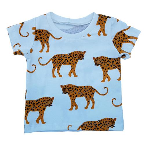 Shirt Leopard (unisex)