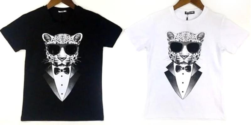 Shirt Cool Leopard