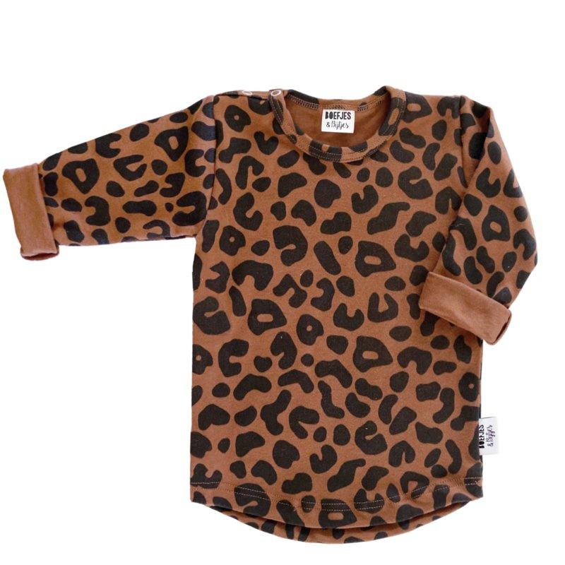 Longsleeve Leopard