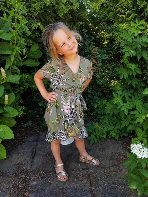 Jurkje Wild Summer Kids en/of Dames