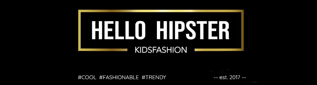 Hello Hipster Baby- en Kinderkleding