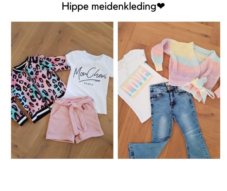 hippe meisjeskleding voorjaar