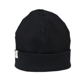 Dadamora Basic - beanie zwart