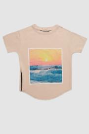 Minikid SS20  - Sunset t-shirt