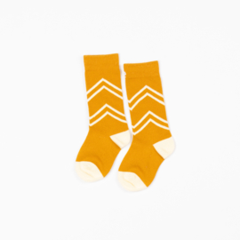 Albababy AW20 - Annie Knee Socks Bright Gold