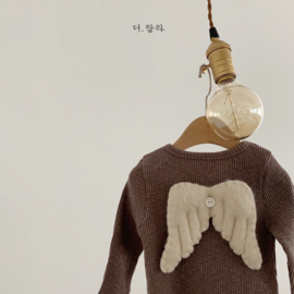 LALA - Angel suit in Mocha