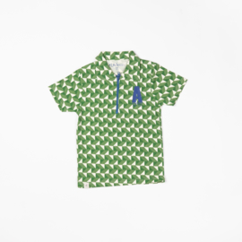 Albababy SS19 - Albert Shirt juniper Crazy