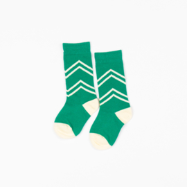 Albababy AW20 - Annie Knee Socks Pepper Green