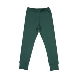 Malinami AW20- Leggings Dark Green