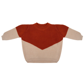 Little Indians AW20 - Knit Sweater Picante