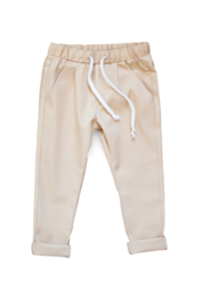 Mile - Trousers Apricot