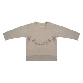 Little Indians AW20 - Boho Sweater Cement