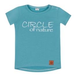 Zezuzulla SS20 - T-shirt BlueCircle of Nature