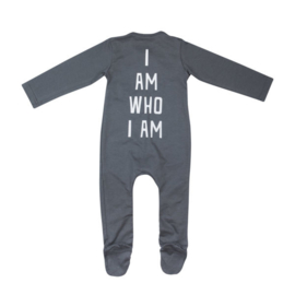 Dadamora - Onesie I AM WHO I AM